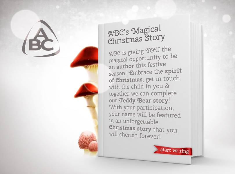 ABC's Magical Christmas Story (From Dec 11 to Dec 30, 2012