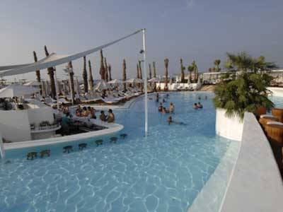 Riviera beach lounge beirut city guide - Public swimming pools in rehoboth beach ...